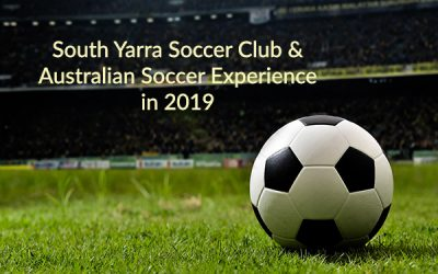 South Yarra Soccer Club and Kick 4 Life in 2019