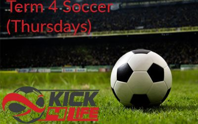Term 4 soccer @ South Yarra SC (Thursdays)