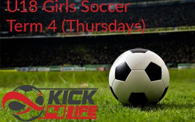 U18 Girls Soccer Term 4 (Thursdays)
