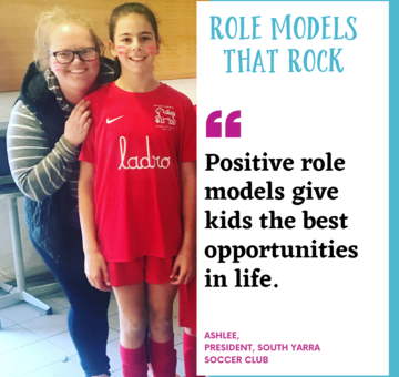 Role Models that Rock Campaign