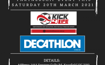 Decathlon Partnership 2021